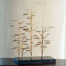 Eucalyptus Tree Decorative Accent Figurine