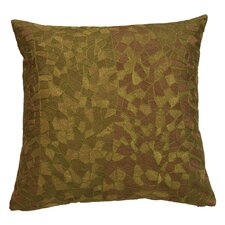 Mosaic Leaf Pillow