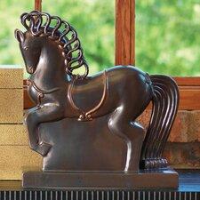 Deco Horse Statue