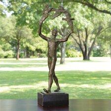 Capturing Flight-Verdi Sculpture