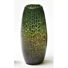 Crackled Vase