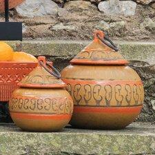 Barcelona Decorative Pot Jar