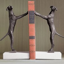 Golden Retriever Book Ends (Set of 2)