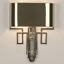 Hardwired 2 Light Torch Sconce