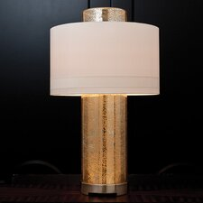 "Lighthouse 33.5"" H Table Lamp with Drum Shade"