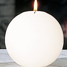 <strong>Global Views</strong> Unscented Ball Novelty Candle
