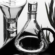 <strong>Global Views</strong> Fat Bottom Decanter in Clear