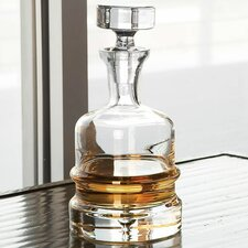 <strong>Global Views</strong> Traditional Decanter in Clear