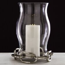 <strong>Global Views</strong> Grande Hurricane Candle Holder