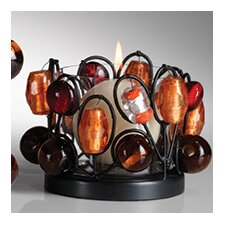 Bejeweled Votive Candle Holder