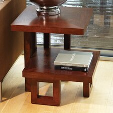 <strong>Global Views</strong> Step-up End Table