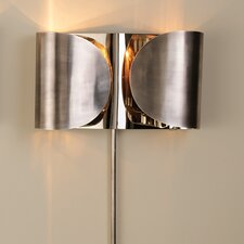 Folded 2 Light Wall Sconce
