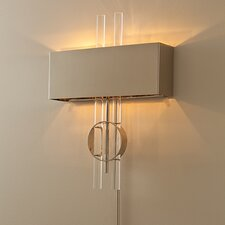 Radio City 2 Light Wall Sconce