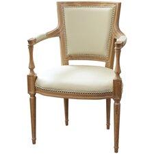 Marilyn Leather Arm Chair