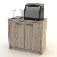 Hamilton Wood Cabinet