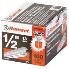 "<strong>Ramset</strong> SP12 1/2"" P-Point Pin (Pack of 100)"