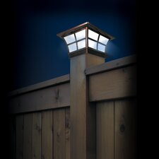 Prestige Solar Post Lantern Head