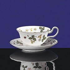 Wild Strawberry Tea Saucer