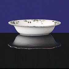 "Wild Strawberry 9.75"" Salad Bowl"