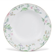 "Sweet Plum 8"" Rim Soup Plate"
