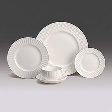 <strong>Wedgwood</strong> Night & Day 5 Piece Place Setting