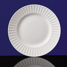 "Night & Day 8"" Fluted Salad Plate"