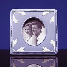 Pale Blue Jasper® Single Picture Frame