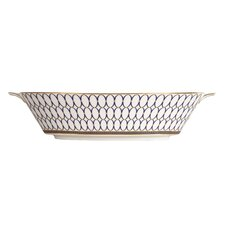 "Renaissance Gold 6.5"" Oval Server Tray"