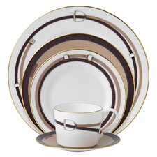 <strong>Wedgwood</strong> Equestria 5 Piece Place Setting