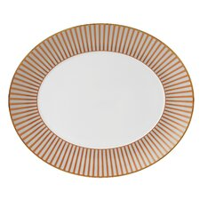 "Palladian 13.75"" Oval Platter"