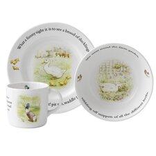 Jemima Puddleduck Tea Set (Set of 3)
