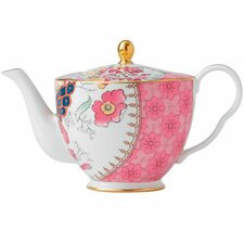 <strong>Wedgwood</strong> Harlequin Butterfly Bloom Ceramic Teapot