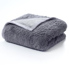 Sherpa Polyester Throw