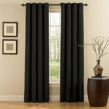 Brookfield Cotton Grommet Drape Single Panel