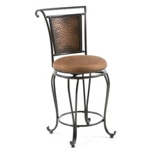 "Milan 26"" Swivel Bar Stool"
