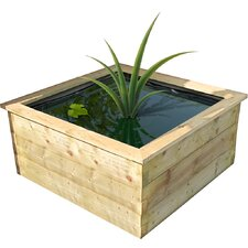 Aquatic Square Planter