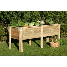 Deep Root Rectangular Planter