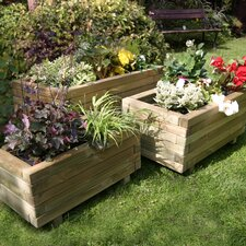 Gresford Rectangular Planter 3 Piece Set