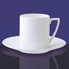 Fine Bone China Plain Saucer