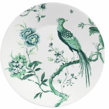"Chinoiserie White 10.75"" Plate"