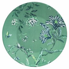 Chinoiserie Green Plate