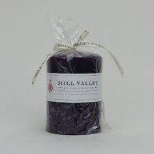 Frankincense Myrrh and Vanilla Scented Candle