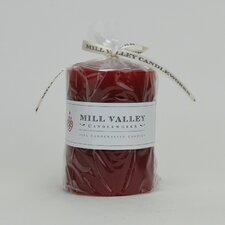 Currant Scented Pillar Candle