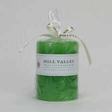<strong>Mill Valley Candleworks</strong> Tulip Scented Pillar Candle