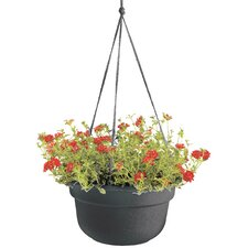Dura Cotta Round Hanging Planter