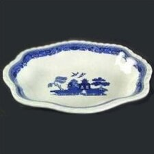 Willow Blue Serving Bowl