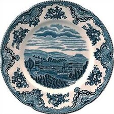 <strong>Johnson Brothers</strong> Old Britain Castles Blue Dinner Plate