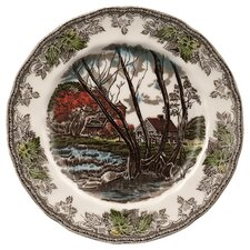 "Friendly Village 6"" Salad Plate (Set of 4)"