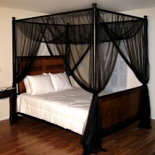 <strong>Casablanca</strong> Palace Four Poster Bed Canopy Net