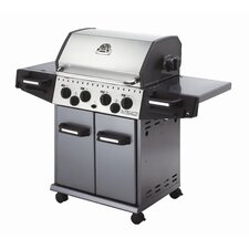 "11.5"" Rebel Propane Gas Grill with Flav-R-Wave Cooking"